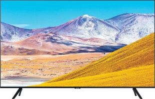 Samsung UE43TU8072UXXH cena un informācija | Samsung UE43TU8072UXXH | 220.lv