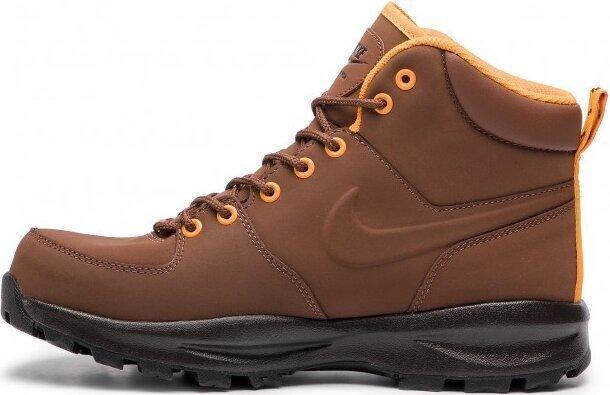 Nike Apavi Manoa Leather Brown lētāk