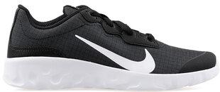 Nike Apavi Pusaudžiem Explore Strada Black Grey Black cena un informācija | Sporta apavi sievietēm | 220.lv