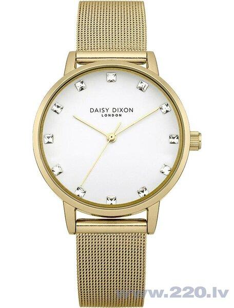Pulkstenis Daisy Dixon DD018GM cena un informācija | Sieviešu pulksteņi | 220.lv