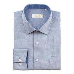 Vīriešu krekls NORDIC, taisns siluets - Ar garām piedurknēm cena un informācija | Vīriešu krekli | 220.lv