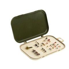 Kaste Aquatech 2100 ar mīkstu ieliktni cena un informācija | Makšķernieku kastes, makšķeru somas, mugursomas | 220.lv