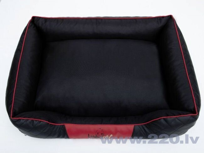 Hobbydog guļvieta Cesarean Perfect, melna R1, 65x52 cm cena