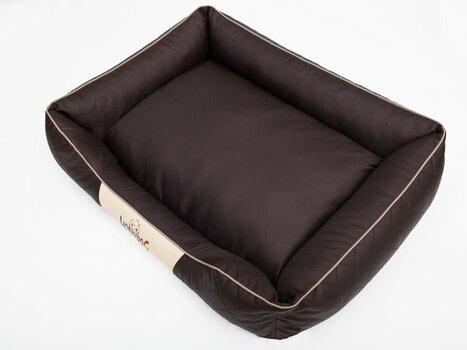 Hobbydog guļvieta Cesarean Perfect, brūna R5, 125x98 cm cena un informācija | Gultas, spilveni un būdas | 220.lv