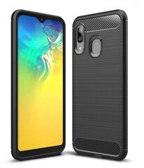 Fusion Trust Back Case Silikona Aizsargapvalks Priekš Samsung A202 Galaxy A20e Melns cena un informācija | Fusion Trust Back Case Silikona Aizsargapvalks Priekš Samsung A202 Galaxy A20e Melns | 220.lv