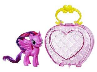 Ponijs ar futrāli My little pony, rozā cena un informācija | Ponijs ar futrāli My little pony, rozā | 220.lv