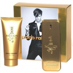 Komplekts Paco Rabanne 1 Million: edt 100 ml + dušas želeja 100 ml