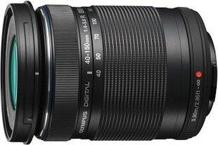 M.Zuiko Digital ED 40-150mm f/4-5.6 R, black cena un informācija | Objektīvi | 220.lv
