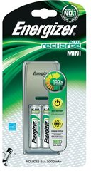Energizer Mini + AA 2000mAh (HR06) 2gb. Precharged