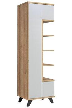 Шкаф ASM Bogota WSW, коричневый/серый цена и информация | Шкафчики в гостиную | 220.lv