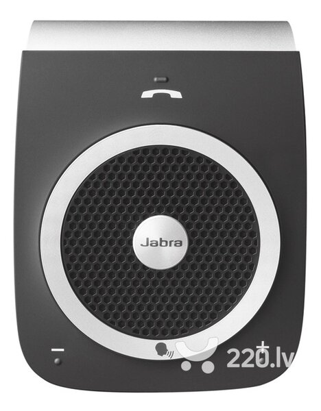 Jabra Bleutooth In-Car Speakerphone Tour