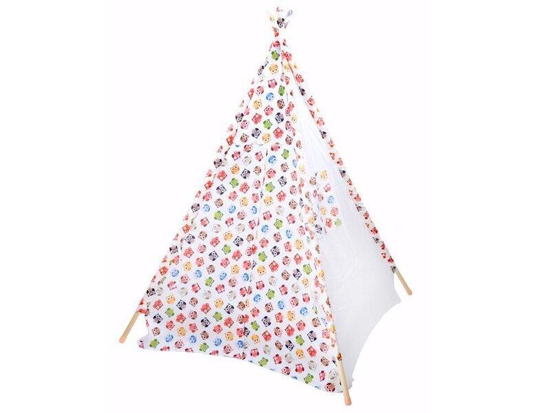 Bērnu telts Baby's Paradise, dažādas krāsas, 145x110 cm internetā