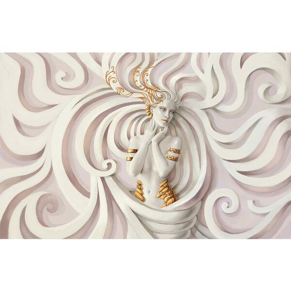 Fototapetes - Pavasara 3D Dieviete cena