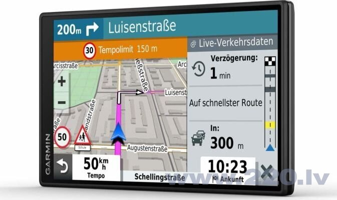 GPS Garmin DriveSmart 55 MT-S Europe (010-02037-12)
