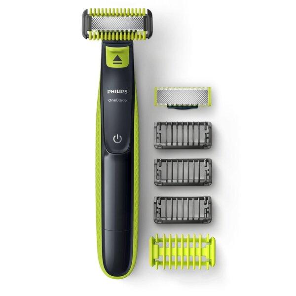 Skuveklis Philips Norelco OneBlade QP2620/20 cena un informācija | Elektriskie skuvekļi | 220.lv