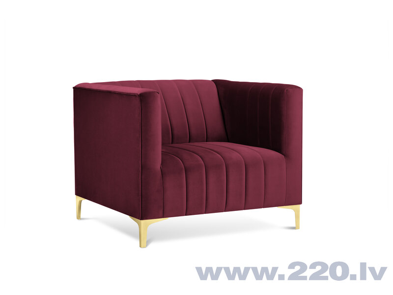 Krēsls Kooko Home Tutti, sarkans cena