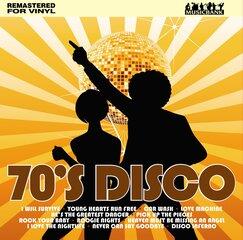 Vinila plate 70s Disco cena un informācija | Vinila plates, CD, DVD | 220.lv