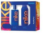 Kosmētikas komplekts vīriešiem NIKE INDIGO MAN: tualetes ūdens 100 ml + dezodorants 200 ml cena un informācija | Vīriešu smaržas | 220.lv