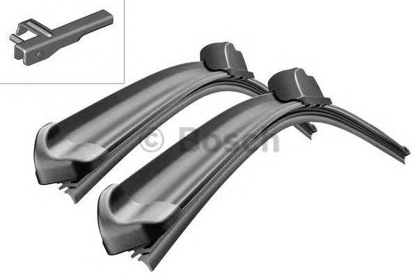 Дворники Bosch Aerotwin A925S, 530/530 мм цена