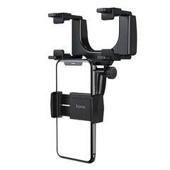 Automašīnas Universāls tālruņa turētājs Hoco CA70 melns cena un informācija | Automašīnas Universāls tālruņa turētājs Hoco CA70 melns | 220.lv