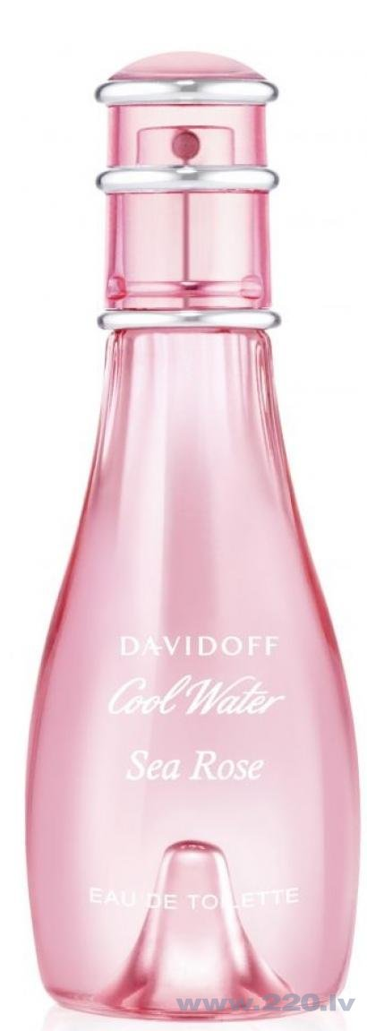 Tualetes ūdens Davidoff Cool Water Woman Sea Rose edt 50 ml