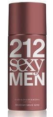 Дезодорант Carolina Herrera 212 Sexy Men 150 мл