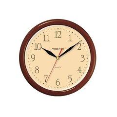Sienas kvarca pulkstenis TROYKA 21234287 cena un informācija | Sienas pulksteņi | 220.lv