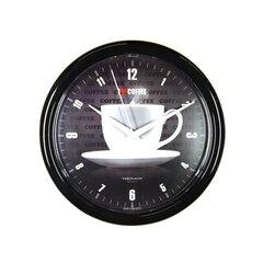 Sienas kvarca pulkstenis TROYKA 21200265 cena un informācija | Sienas pulksteņi | 220.lv