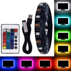 Led RGB TV ar tālvadības pulti cena un informācija | LED lentes | 220.lv