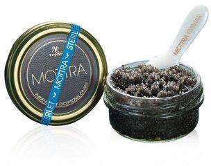 Ikri MOTTRA Finest Sterlet Caviar, 90g cena un informācija | Ikri | 220.lv