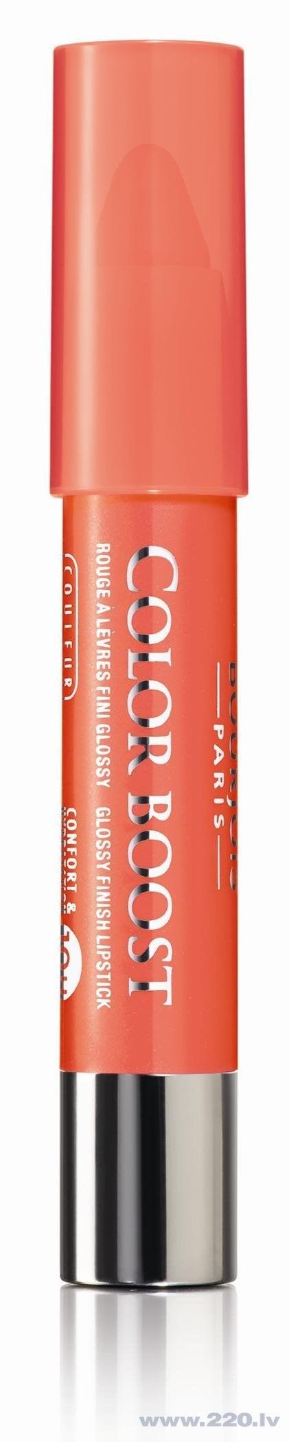 Zīmulis-lūpu spīdums Bourjois Color Boost, 5.7 ml cena