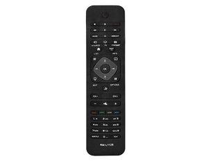 TV pults PHILIPS LCD/LED RM-L1128 HQ LXP1128, melna cena un informācija | TV pults PHILIPS LCD/LED RM-L1128 HQ LXP1128, melna | 220.lv