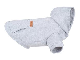 Amiplay džemperis ar kapuci Texas, XS, pelēks cena un informācija | Apģērbi suņiem | 220.lv