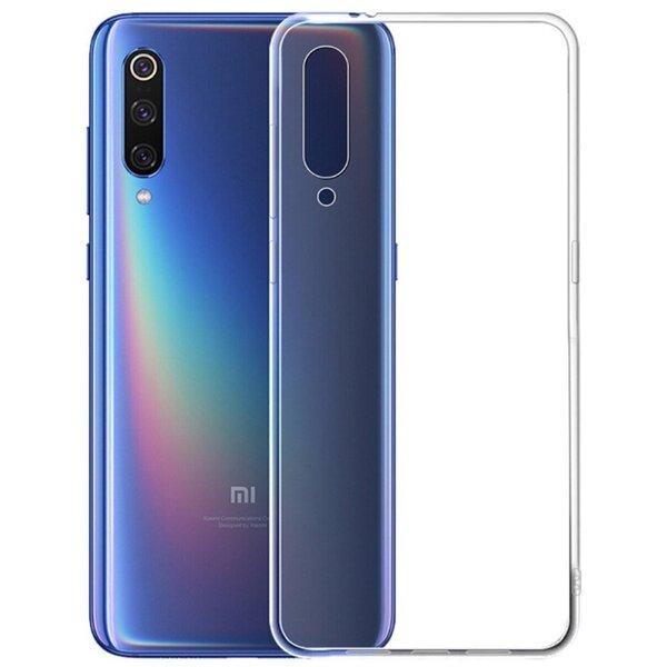 Hallo Ultra Back Case 0.5 mm Aizmugurējais Silikona Apvalks Priekš Xiaomi Redmi 6 Caurspīdīgs cena un informācija | Maciņi, somiņas | 220.lv