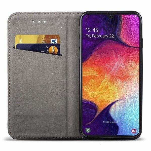 Fusion Magnet Book Case grāmatveida maks Samsung M515 Galaxy M51 melns internetā