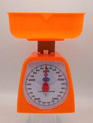 Virtuves svari, mehāniski, 5kg cena un informācija | Virtuves svari | 220.lv