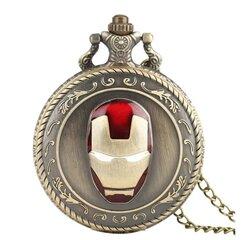 Pulkstenis Marvel Iron Man cena un informācija | Oriģināli pulksteņi | 220.lv