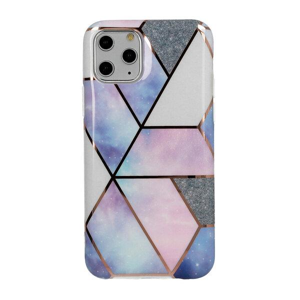 Samsung Galaxy S20 Ultra vāciņš Cosmo Marble, D3 cena un informācija | Maciņi, somiņas | 220.lv