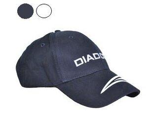 Cepure vīriešiem Diadora Helsinki, zila cena un informācija | Vīriešu cepures, šalles, cimdi | 220.lv