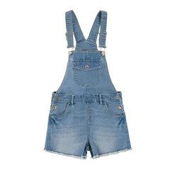 Cool Club džinsu kombinezons meitenēm, CJG2220481 cena un informācija | Šorti meitenēm | 220.lv