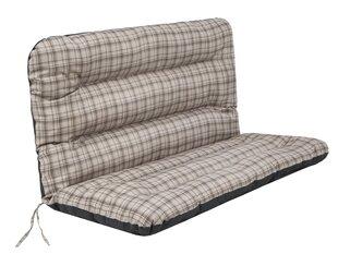 Spilvens šūpolēm Hobbygarden Ania 150cm, smilškrāsas cena un informācija | Krēslu paliktņi | 220.lv