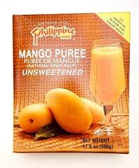 Mango biezenis (dabīgs, nesaldināts), 500 g cena un informācija | Dzērieni | 220.lv