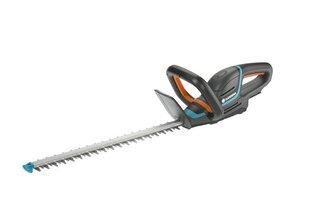 Gardena akumulatora dzīvžogu šķēres ComfortCut 50/18V P4A, bez baterijas cena un informācija | Dzīvžogu un zāles šķēres | 220.lv