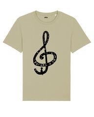 Unisekss T-krekls Future is you, gaiši zaļš cena un informācija | T-krekli sievietēm | 220.lv