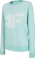 Džemperis sievietēm 4f H4L20-BLD001, zils cena un informācija | Jakas sievietēm | 220.lv