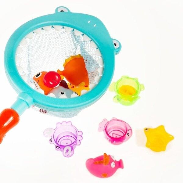 """Vannas rotaļlietu komplekts """"Makšķerēšana"""" Smiki internetā"""