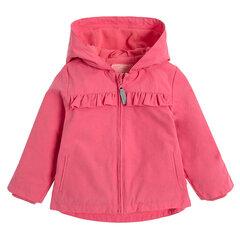 Cool Club pavasara virsjaka meitenēm, COG2200843 cena un informācija | Virsjakas, mēteļi jaundzimušajiem | 220.lv