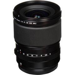 Fujifilm Fujinon GF 23mm, F4 R LM WR cena un informācija | Fujifilm Fujinon GF 23mm, F4 R LM WR | 220.lv