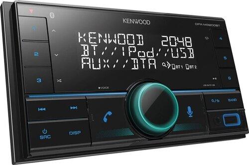 Kenwood DPX-M3200BT cena un informācija | Auto magnetolas | 220.lv