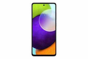 Samsung Galaxy A52, 128GB, White cena un informācija | Mobilie telefoni | 220.lv